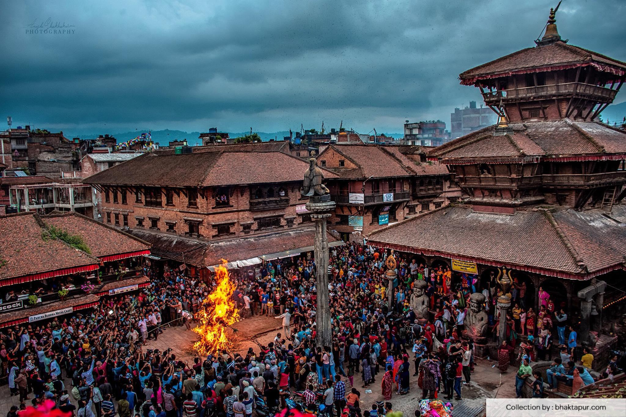 Gathamangal at Datattary Temple image