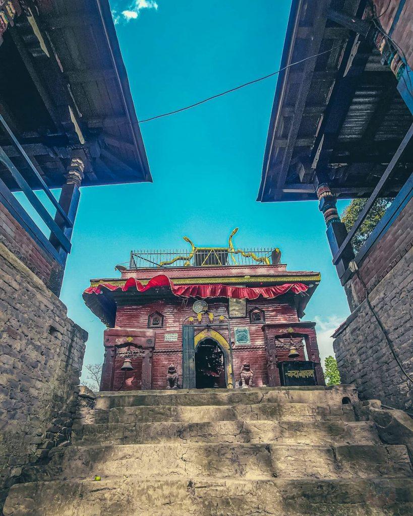 Nil Barahi temple
