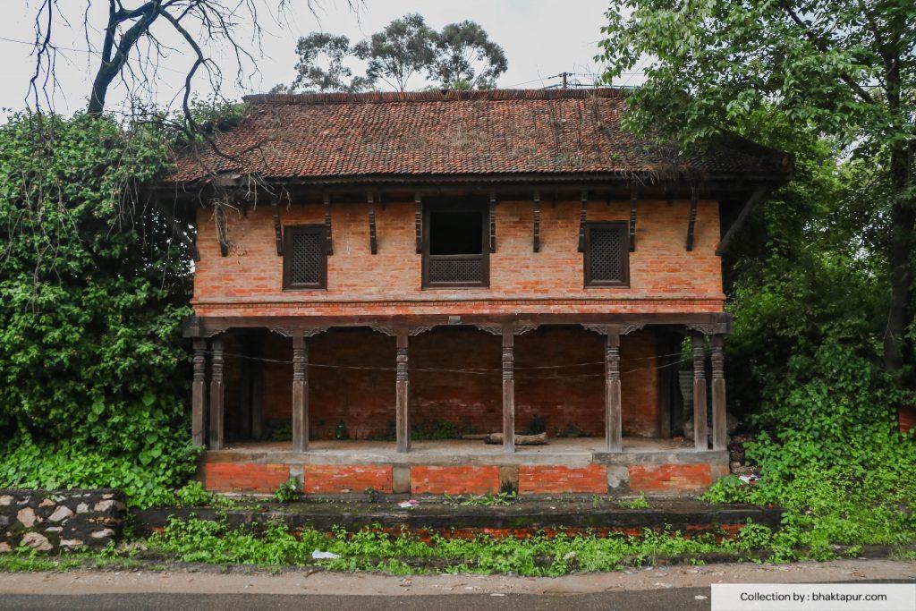 sattal at Ranipokhari of Bhaktapur