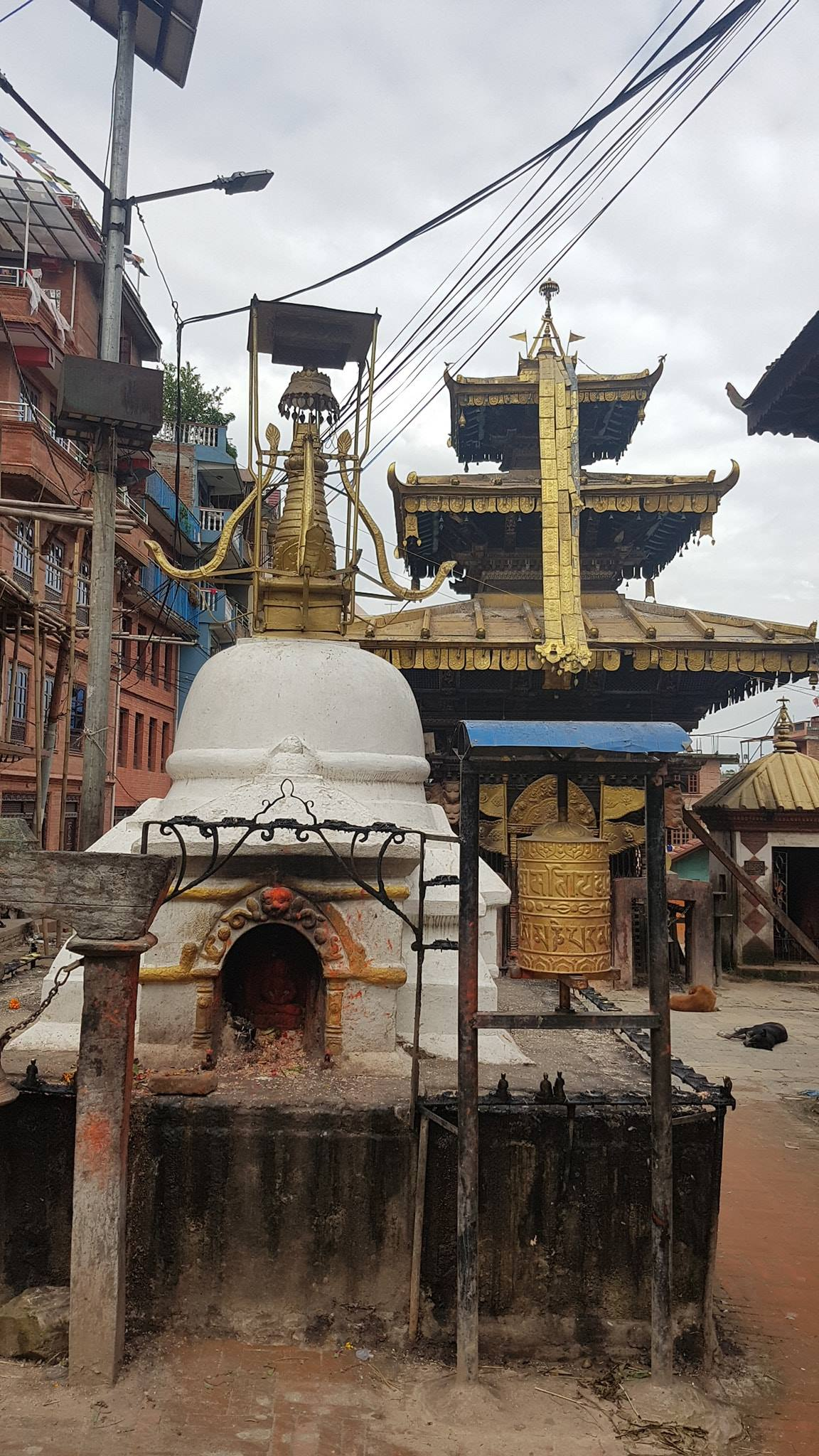 Shiddhi Ganesh Temple and Dyo Chhen image