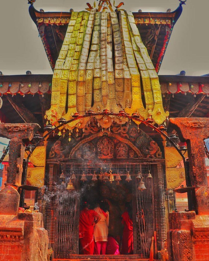siddhikali temple thimi