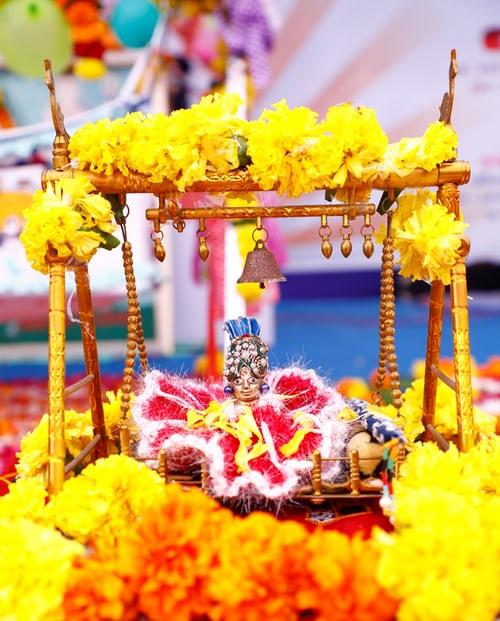 Image of Lord Krishna