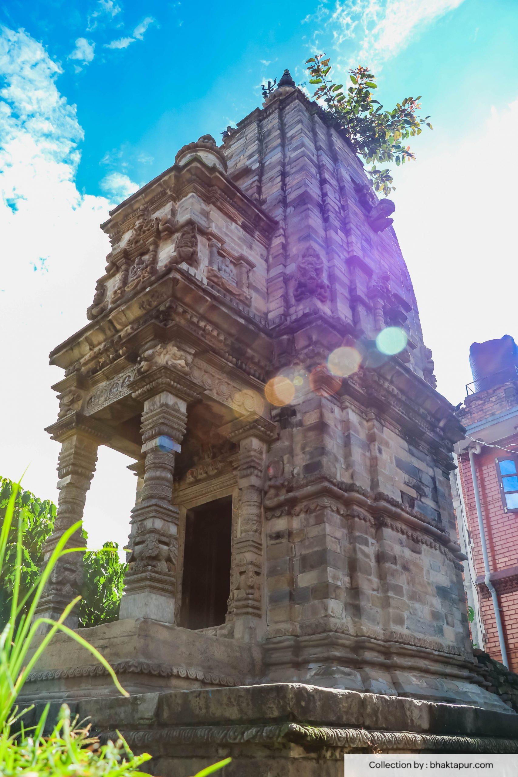 Uma Maheshwor temple image