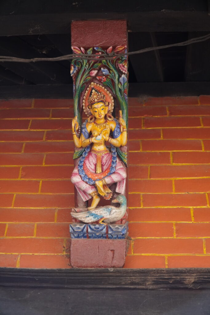 Astamatrika jetha ganesh temple