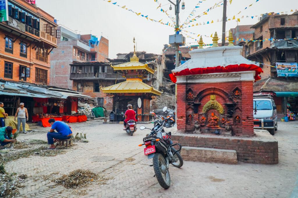 jetha ganesh temple at pottery square